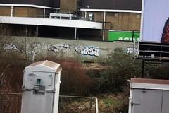 Grit, Rema - Clapham Junction (GRAFFLIX (grafflix.co.uk)) Tags: graff graffiti rema bgk ab nbd grit