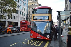 LT914 LTZ2114 (PD3.) Tags: lt914 lt 914 ltz2114 ltz 2114 east thames buses goahead go ahead newroutemaster borismaster nbfl wright wrightbus london bus england uk