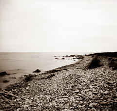 Shardana (Claudio Taras) Tags: sardegna hasselblad 501cm fomapan100 r09 6x6 film analog mono bw mare baia cielo landscape