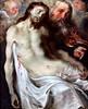 IMG_3737 Jan Cossiers 1600-1671. Anvers.  Le trône de Grâce. The throne of Grace. Nantes. Musée d'Arts. Peintre qui a travaillé avec Cornelis de Vos et Rubens Painter who worked with Cornelis de Vos and Rubens