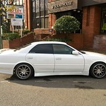 1999 JDM Toyota Chaser 2.5Litre Twin Turbo inline 6 Cylinder & manual gearbox thumbnail