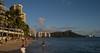 Afternoon's delight (OzzRod) Tags: pentax k1 smcpentaxfa31mmf18ltd coast seascape iconic waikiki beach sea shoreline diamondhead hawaii