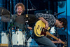 Dawes - 2017 Lowell Summer Music Series (streamingmeemee (Tim Carter)) Tags: griffingoldsmith wyliegelber bassguitar boardinghousepark concert concertphotography dawes electricbass guitar livemusic lowell lowellsummermusicseries lowellmusic nps