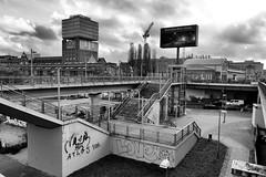 S-Bahn Warschauerstrasse, Friedrichshain, Berlin (_p_e_r_s_e_p_h_o_n_e_) Tags: berlin friedrichshain