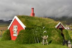Lindarbakki Icelandic Turf House 6 (Amaury Laporte) Tags: europe iceland borgarfjordureystri lindarbakki turfhouse traditional home history
