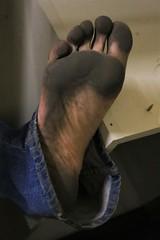 dirty feet - indoor 684 (dirtyfeet6811) Tags: feet foot sole barefoot dirtyfeet dirtyfoot dirtysole partyfeet