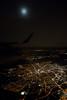 ein Flügelschlag entfernt (wolf238) Tags: sofia nacht night nächtens flight nachtflug überflug flug