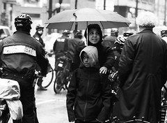In the Crosshairs Between Police and Protest (kirstiecat) Tags: democracy socialism communism protest monochrome blackandwhite monochromemonday people protestors chicago soitbegins rally downtown federalplaza passion resist resistance thepeopleunitedwillneverbedefeated whenwillthisnightmareend politics liberal cyberterrorism trumprussia impeachtrump trumpmustgo robertmueller progressive fightorflight sns freespeech gop republicans traitors investigation indictments nofascistusa protestingispatriotic notrumpnokkknoracistusa