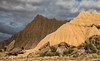 light and shadow (Anne.Berger) Tags: bardenasreales spanien spain desert halbwüste landscape landschaft navarra