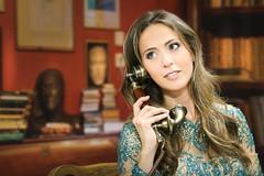 Sara Vujosevic (svklimkin) Tags: opera girl svklimkin sara singer montenegro people vujosevic phone canon eyes actress retro