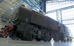 Southern Railway, 0-6-0, Class Q1, 33001, National Railway Museum, York (Ian Mc Farlane) Tags: 060 33001 classq1 nationalrailwaymuseum southernrailway york