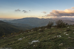 dsn337 (Marco Pulidori 1.0) Tags: calvana dawn alba sunrise autumn fall montecuccoli hiking poggio brioli vaiano vernio bisenzio valbisenzio