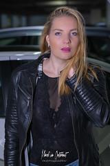 Kim 3 (M van Oosterhout) Tags: model photoshoot fotoshoot parking parkeergarage garage modeling posing female girl woman modelphotography style sexy