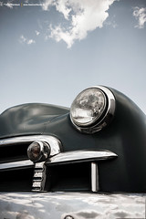 1950 Chevrolet (Dejan Marinkovic Photography) Tags: 1950 chevrolet chevy fleetline american car oldtimer classic chrome detail grille headlight