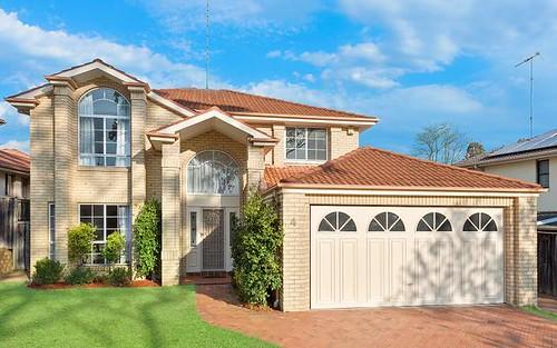 4 Mccusker Cr, Cherrybrook NSW 2126