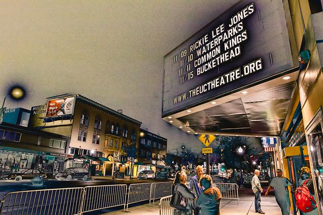 Rickie Lee Jones 11/09/2017 by Dave Weiland