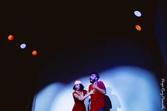 Obra: After Humor (Diego Ruiz Pianello) Tags: humor color espectaculo artes escenicas red blue