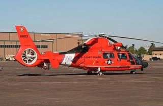 6603 Aerospatiale MH-65D US Coast Guard