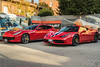 Ferrari GTC4 Lusso V12 and 458 Speciale (lu_ro) Tags: ferrari gtc4 lusso v12 458 speciale italian italy sony a7 50mm samyang 14 hoya cars supercar automotive hypercar