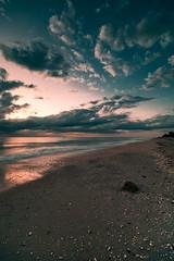 Englewood Beach - Florida - 16-35mm F4L - Canon 5D Mark IV (abysal_guardian) Tags: englewood florida unitedstates manasota key beach 1635mm f4l canon 5d mark iv longexposure ocean sky sunset waves clouds dramatic dusk eos 5dmarkiv 5dm4 5dmk4 5d4 ef1635mmf4lisusm ef us