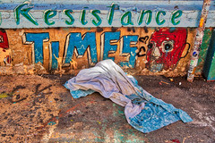 Resist (Stefan Schafer) Tags: streetart sanfrancisco sf mission colorful