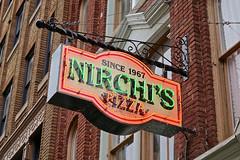 Nirchi's Pizza, Binghamton, NY (Robby Virus) Tags: binghamton newyork ny upstate nirchis pizza pizzeria neon sign signage restaurant 1967 italian