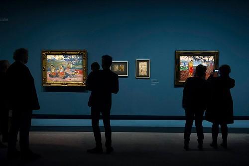 Photo diaporama - Exposition Gauguin