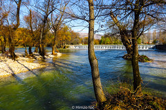 Bunica River, Bosnia and Herzegovina (HimzoIsić) Tags: river landscape outdoor water tree