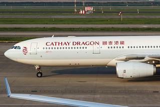 CATHAY DRAGON A330-300 B-LAB 003