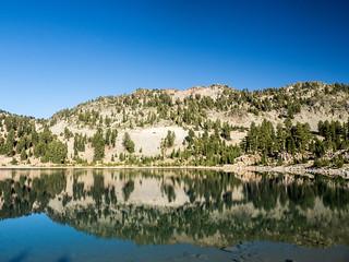View at Lake Helen