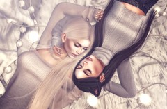 You will always be the sister of my soul & the best friend of my heart ♥ (miiane SL ( MILA . POSES )) Tags: secondlife second life best friend