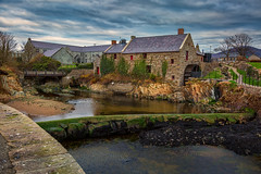 Corn Mill (explored) (Chris-Henry) Tags: mill seaside countydown northernireland old world oldworld ireland coast