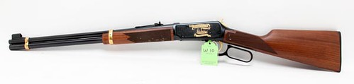 Winchester Model 94 - 30-30 cal. Mississippi River Gambler - Memphis no. 28 of 40 ($1,624.00)