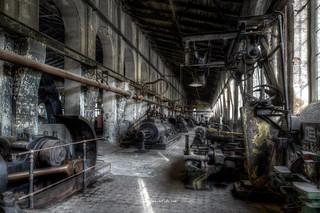 Steam Engine Alley