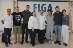 Coletiva de Imprensa com Chefs convidados para FIGA