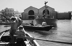 Traditioneller Thunfischfang in Sizilien (ante_fischer) Tags: italien sizilien favignana bonagia thunfisch mattanza thun tonno tonneria tonaroti pesce pescatore tradizione rete nave rais cataldo fish fishermen thuna