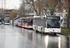 Buses in Ulm, Germany, November 2017 (Rochdale 235) Tags: transport ulm badenwürttemberg bus buses mercedes citaro nue962 gairing wet rain