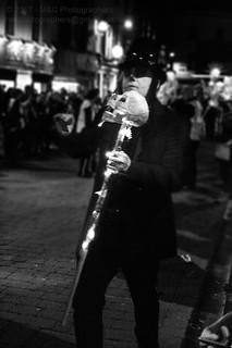 Dragon of Shandon Parade 2017 - Bandmaster