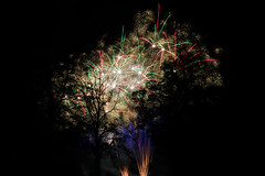 Fireworks (James.Green2001) Tags: fireworks pitchcroft worcester worcestershire display