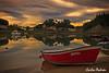 Bahía de Niembro (Carlos Padrón Noble) Tags: niembro asturias españa bahía agua árboles arena barcas cielos naturaleza nubes paisajes reflejos