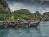Isla de Koh Hong (Pedrali) Tags: tailandia islas kohhong agua barcas playas pedrali olympusomd1markii