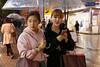[ Tokyo ~ Japon ] (emvri85) Tags: d850 rue street japon japan tokyo girl fille japonais japanese 東京 tōkyō pluie rain parapluie umbrella 50mm