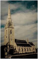 Photo of Marble Church, Bodelwyddan, North Wales 1999