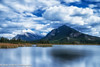 Vermilion Lake, Canada (ihoskins57) Tags: alberta mountains mountrundle canada ©nigelhoskinsphotography lakes vermilionlake clouds banff ca