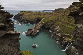 Seeing the coast through King Arthur's eyes
