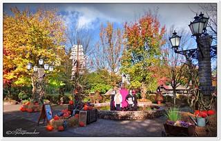 Halloween im Heide-Park