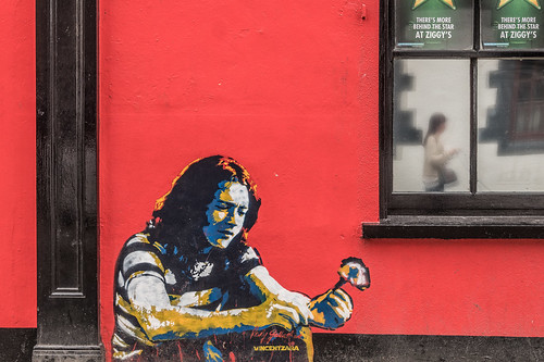 EXAMPLES OF STREET ART IN CORK CITY [PHOTOGRAPHED 2017]-133908