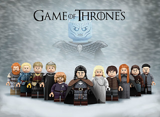 Game of Thrones minifigures