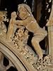 1485 - 'pulpit' (Hans Hammer von Werde), Cathédrale, Strasbourg, dép. Bas-Rhin, France