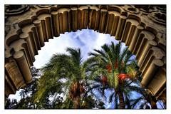 Expo 92 Pabellón de Marruecos (mgarciac1965) Tags: expo92 sevilla seville arco arquitectura cielo palmera luz andalucía andalucia andalusia españa spain color sky palm